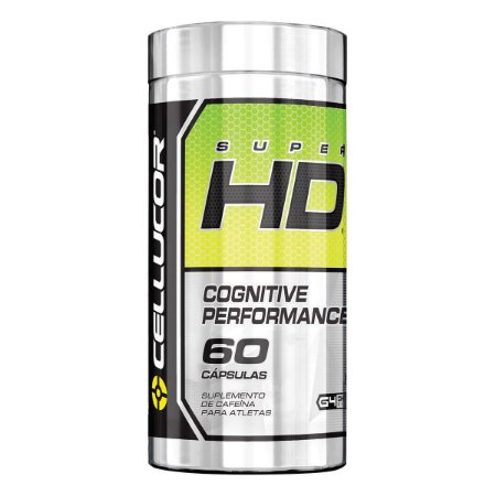 Super HD Cellucor 60 Cápsulas