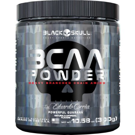 BCAA Powder Black Skull 150g