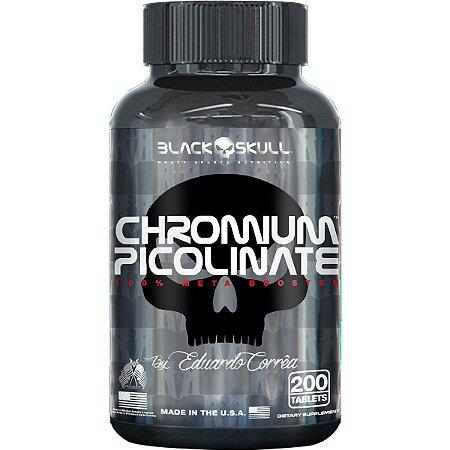 Chromium Picolinate Black Skull USA 200 Caps