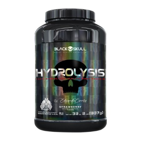 Hydrolysis Black Skull USA 907g (2lb)