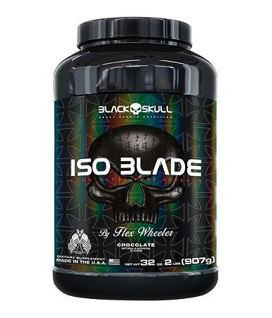 Iso Blade 907g Black Skull USA