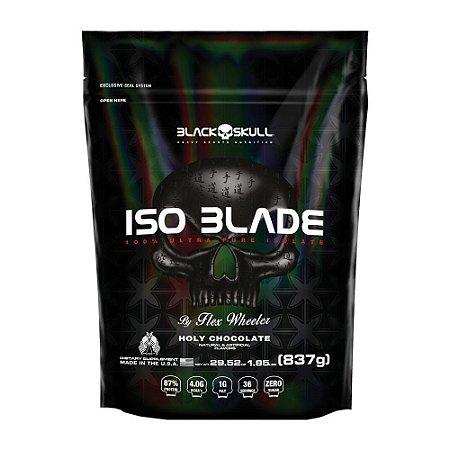 Iso Blade Refil 837g Black Skull USA