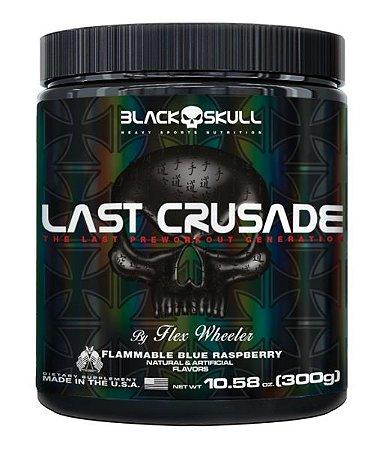 Last Crusade Black Skull USA 300g