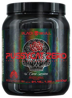 Pussycat Whey ZERO Black Skull 600g