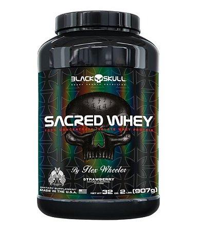Sacred Whey Black Skull 907g (2lb)