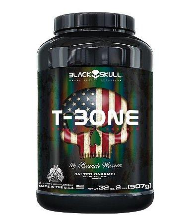 T-Bone Black Skull 907g (2lb)