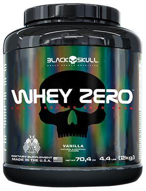 Whey ZERO Black Skull 4.4lb