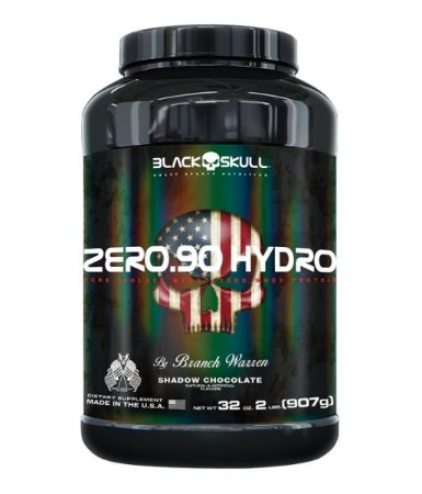 ZERO.90 Hydro Black SKull USA Whey (907g)