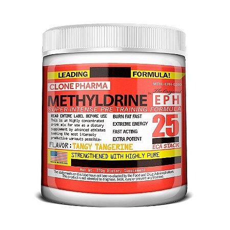 Methyldrine EPH Clone Pharma 270g - Pré Treino