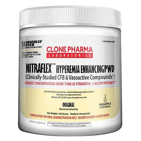 Nitraflex Clone Pharma (300g) - Pré Treino