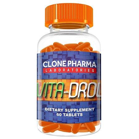 Vita-Drol Clone Pharma (60 Tabletes)