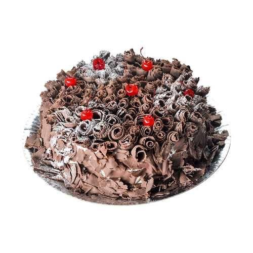 Torta Floresta Negra -