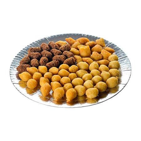 Mini Salgados Sortidos - 100 unid