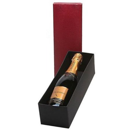 Kit Espumante Chandon Reserve Brut 750ml Caixa Vermelha