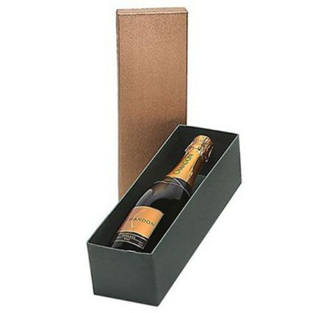 Kit Espumante Chandon Brut 750ml Caixa Dourada