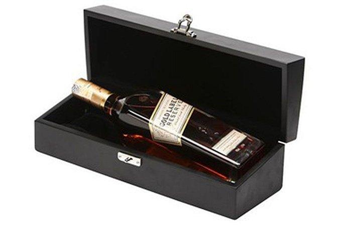 Whisky Johnnie Walker Gold Reserve 750ml Caixa Madeira