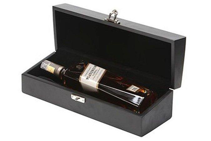 Whisky Johnnie Walker Platinum 750ml Caixa Madeira