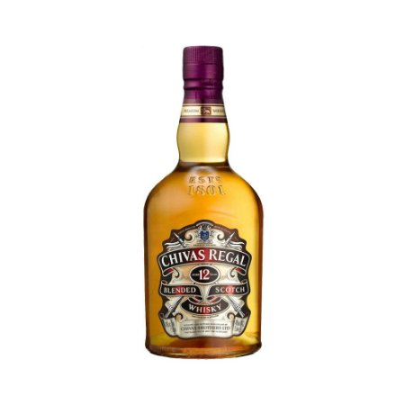 Whisky Chivas Regal 12 Anos 1 Litro