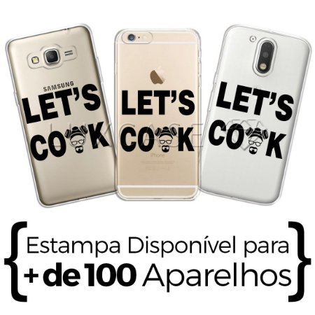 Capinha - Let'S Cook