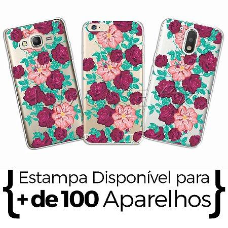 Capinha - Floral