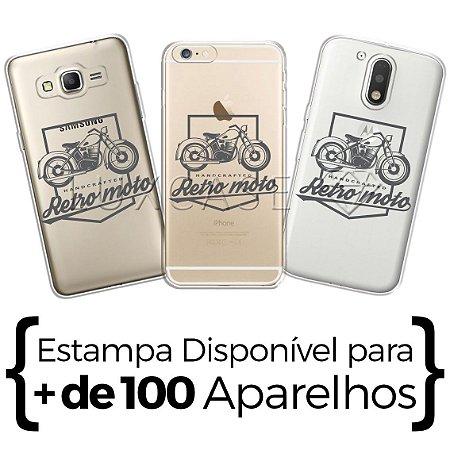 Capinha - Retro Moto