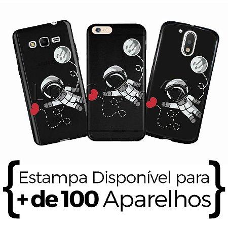 Capinha - Astronauta Love - Black