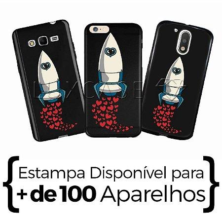 Capinha - Foguete Do Amor - Black