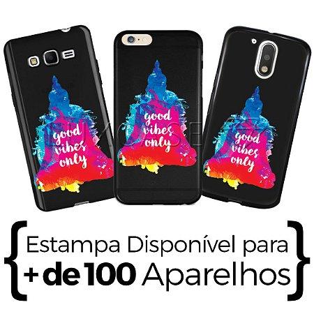 Capinha - Good Vibes - Black
