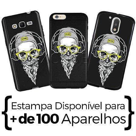 Capinha - Caveira Cool - Black