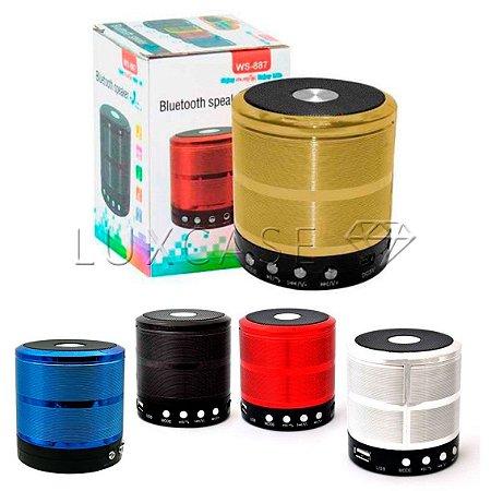 Caixa de Som Speaker Portátil