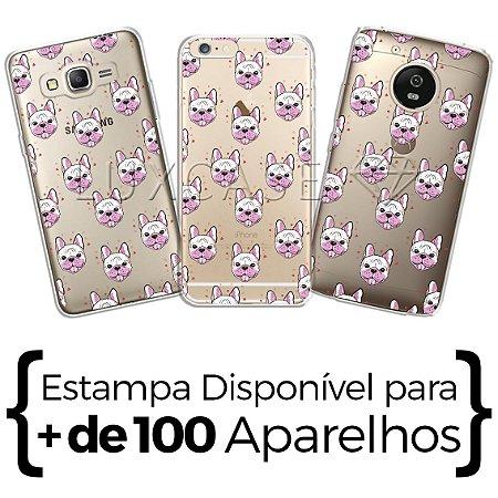 Capinha - Mini Bulldog