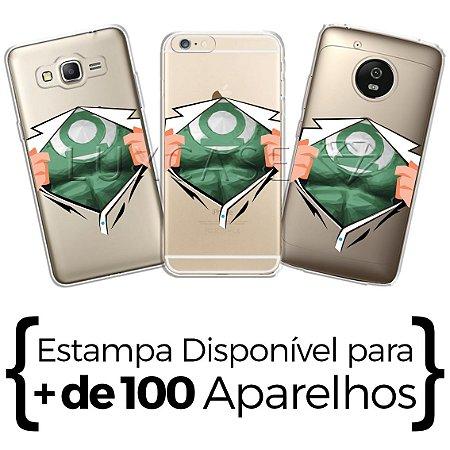 Capinha - Camisa Lanterna