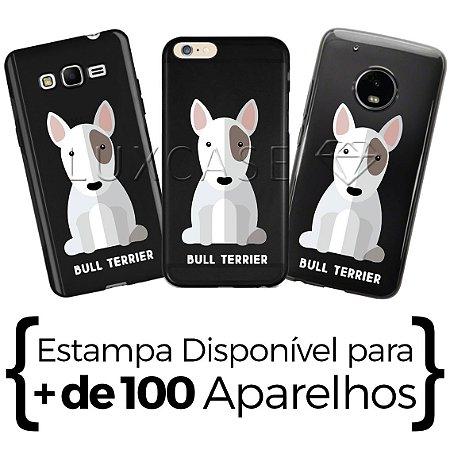 Capinha Bull Terrier - Black