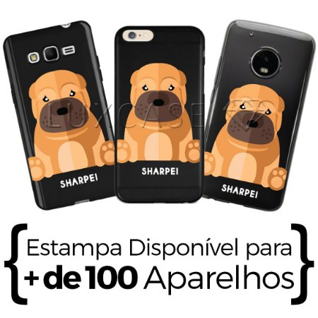 Capinha Sharpei - Black