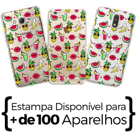 Capinha - Patch Tropical