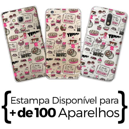 Capinha - Yummy Pattern