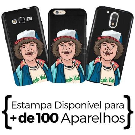 Capinha - Dustin - Black