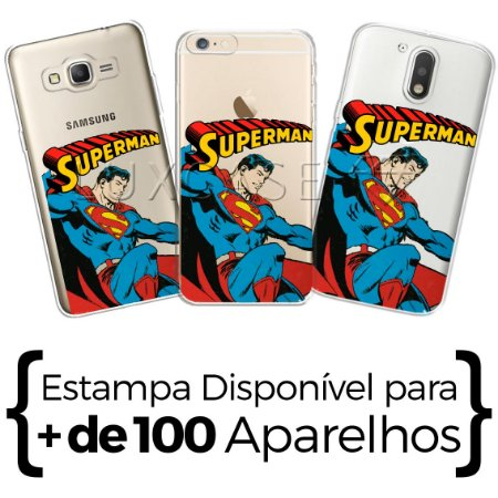 Capinha - Superman Retro