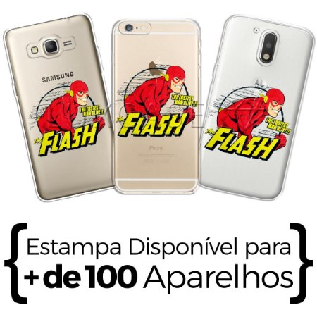Capinha - The Flash
