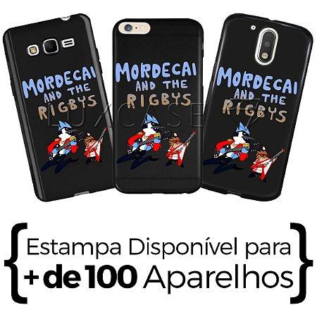 Capinha - Mordekai and the Rigbys - Black
