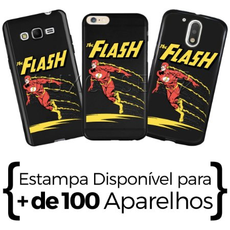 Capinha - The Flash - Black