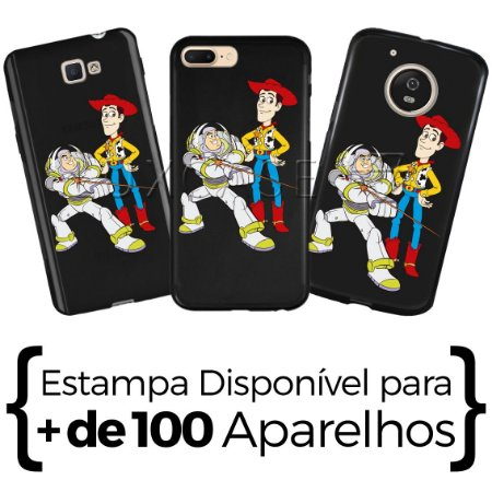 Capinha - Buzz e Wood - Black