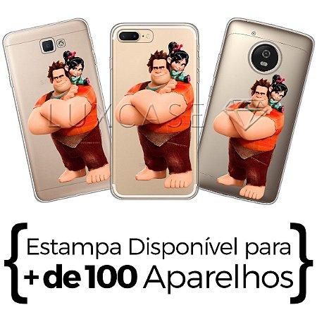Capinha - Ralph Personagens