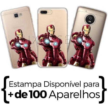 Capinha - Herói de Ferro