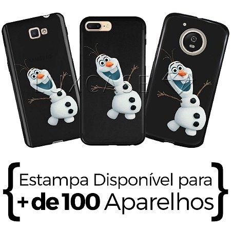 Capinha - Boneco de Neve- Black