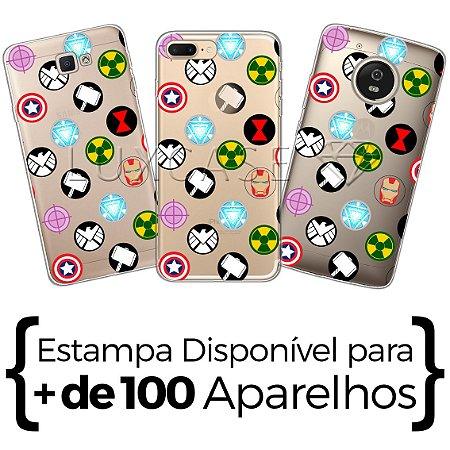 Capinha - Pattern Heróis
