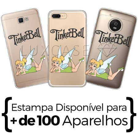 Capinha - Tinkerbell