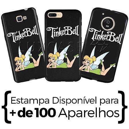 Capinha - Tinkerbell - Black