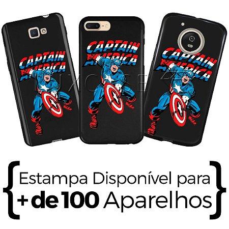 Capinha - América - Black