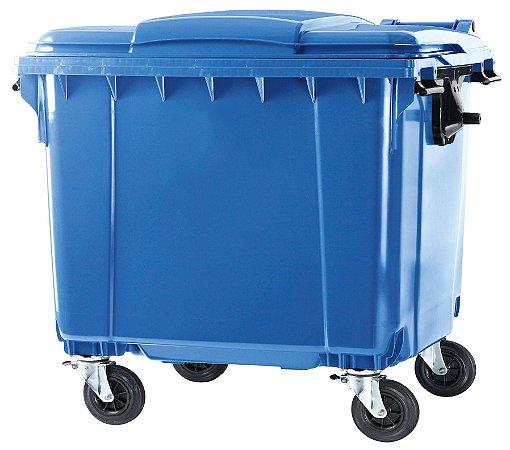 Contentor de Lixo de 700 Litros C/ Pedal